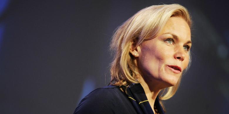 Biståndsminister Gunilla Carlsson. Bild: Flickr
