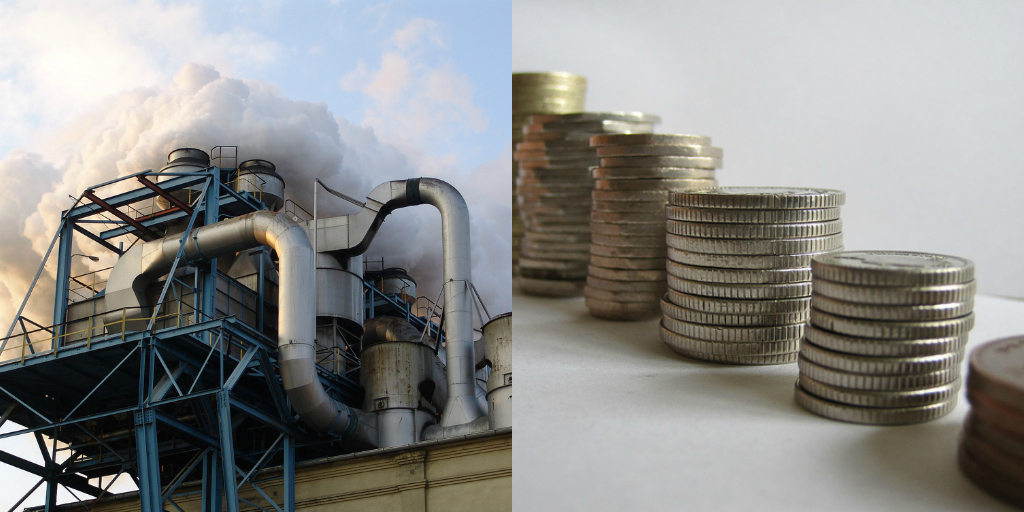 industri pengar
