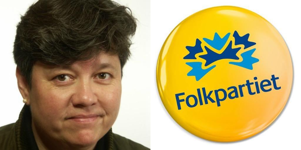 Bild: Riksagen/Folkpartiet