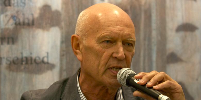 Pierre Schori. Bild: Arild Vågen / Wikimedia Commons