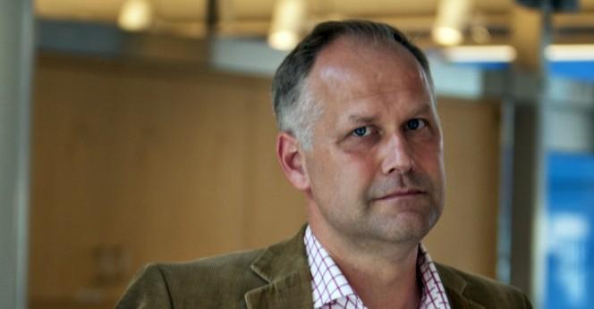 Jonas Sjöstedt. Bild: Kalle Larsson