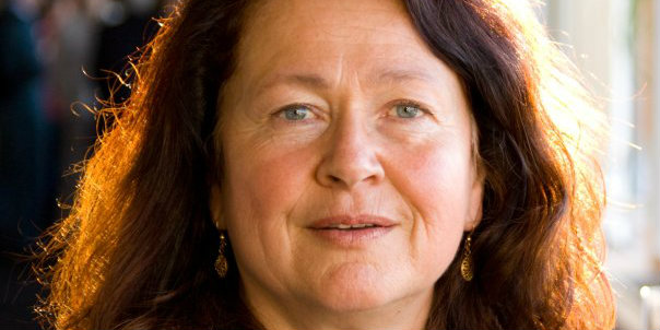 Ewa Larsson. Bild: Privat