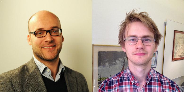 Claes-Mikael Jonsson, Kristoffer Arvidsson Thonäng