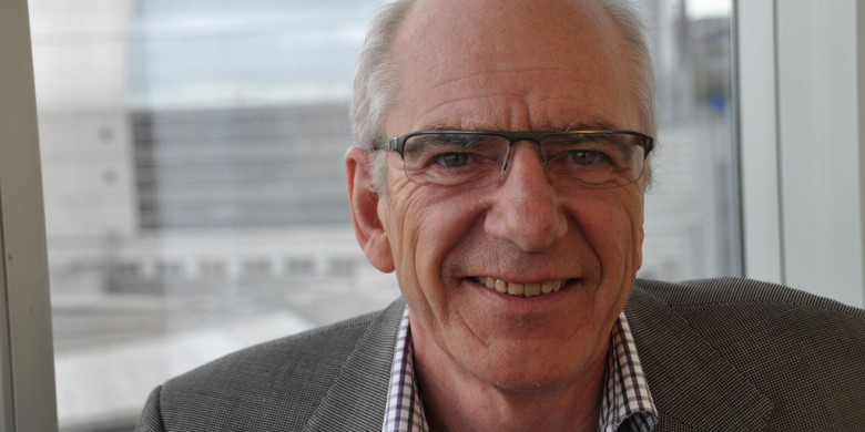 Olle Ludvigsson, EU-parlamentariker (S).