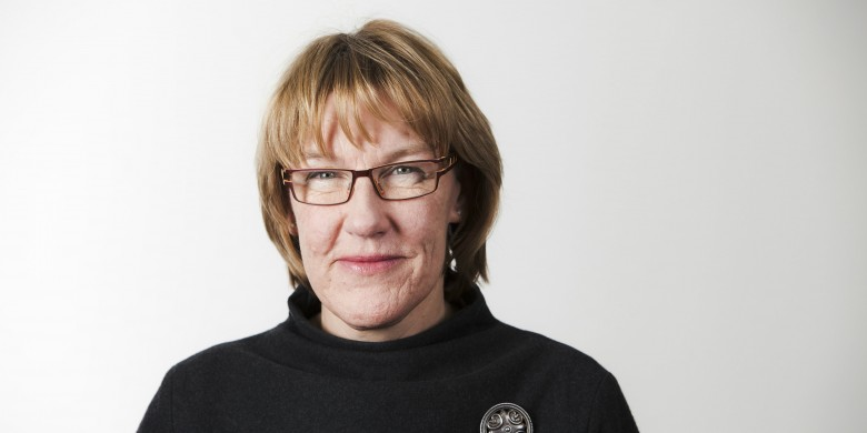 Sadev:s generaldirektör Gunilla Thörnqvist. Foto: Johan Eklund