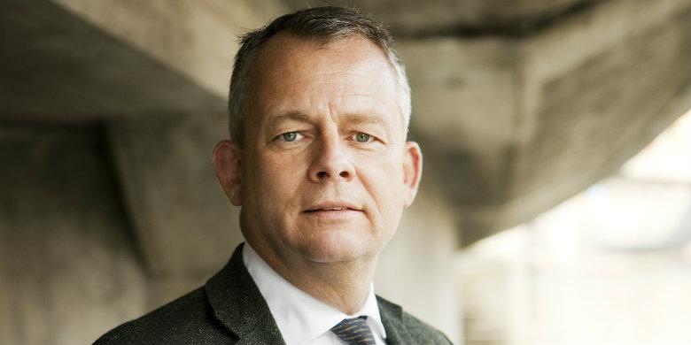 Göran Arrius. Bild: Kalle Assbring