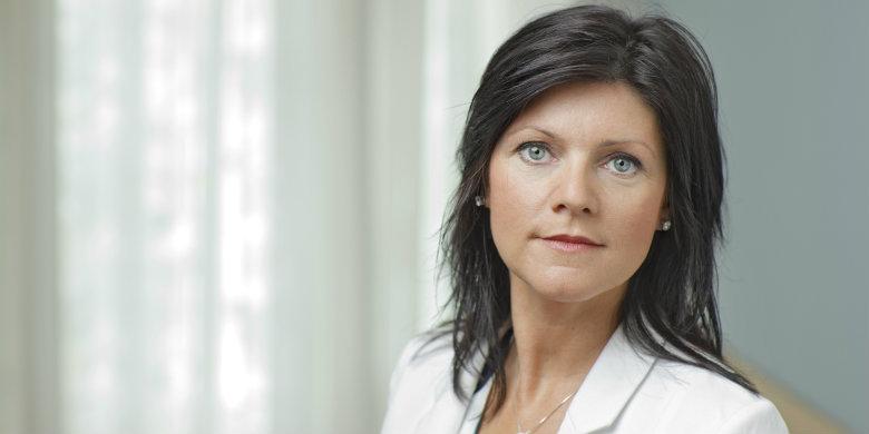 TCO:s ordförande Eva Nordmark.