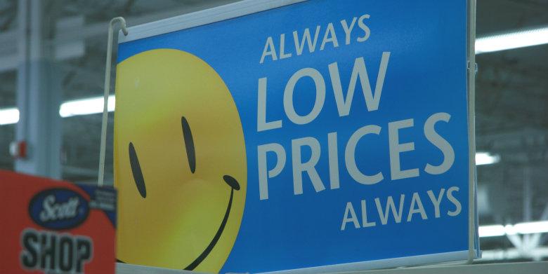 Walmart Bild: Kent Werne