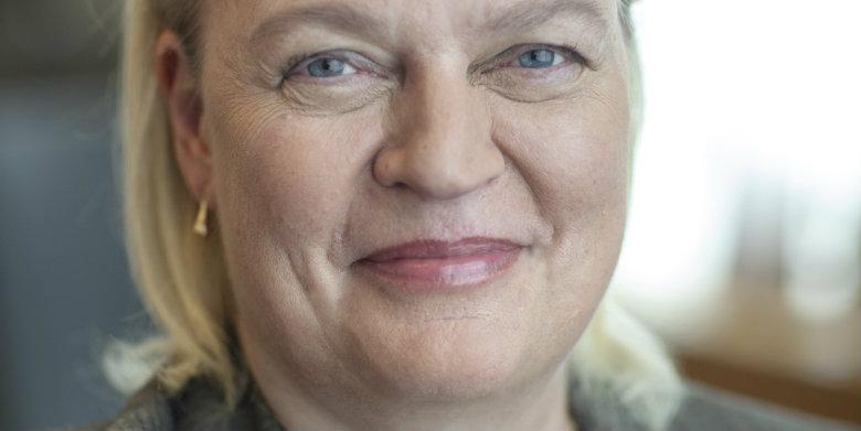 Ingela Edlund, andre vice ordförande för LO.