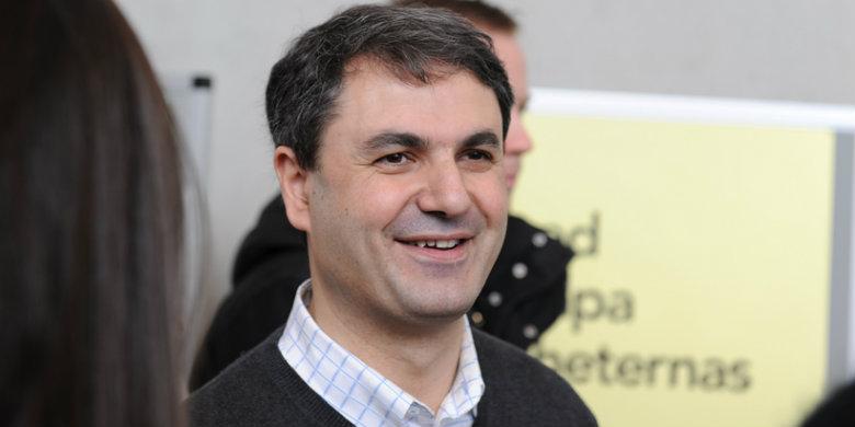 Ibrahim Baylan. Socialdemokraterna