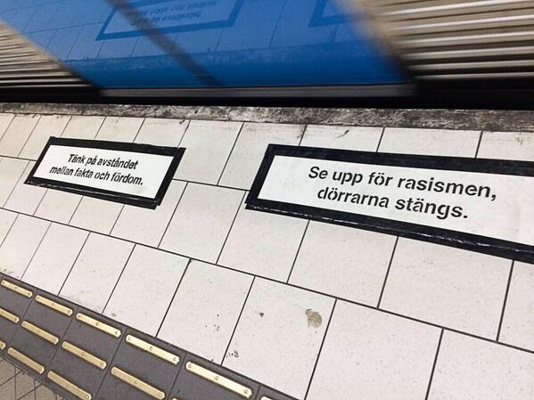 T-banekampanj