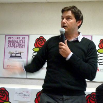 Thomas Piketty Foto: Parti Socialiste du Loiret.
