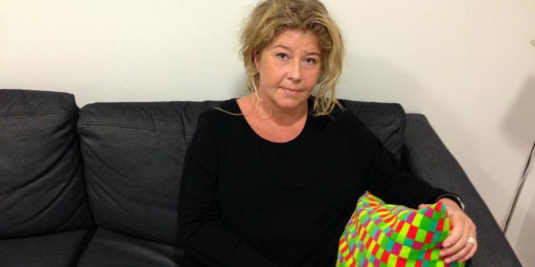 Sara Liljeblad är systerdotter till Walborg, som avled efter att ha skickats hem från sjukhuset.