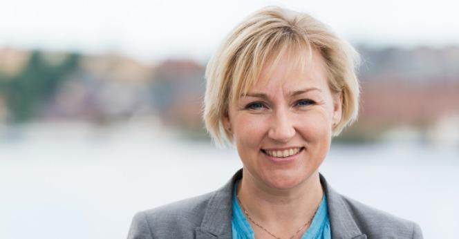 Helene Hellmark Knutsson (S) Bild: Mattias Vespä