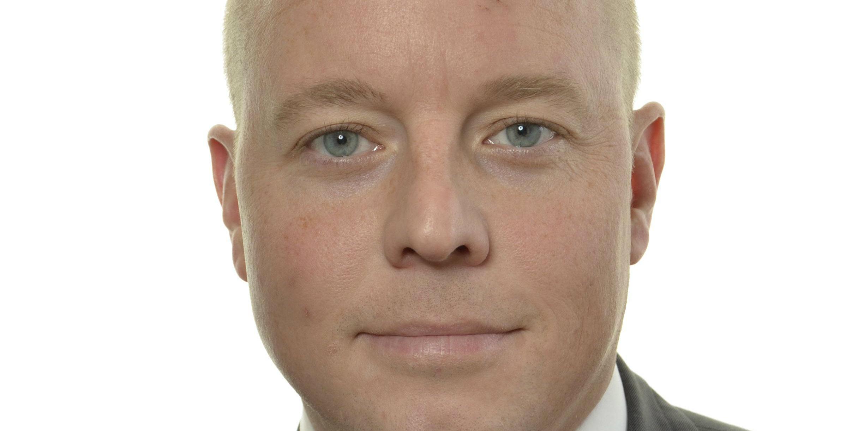 Björn Söder. Foto: Riksdagen