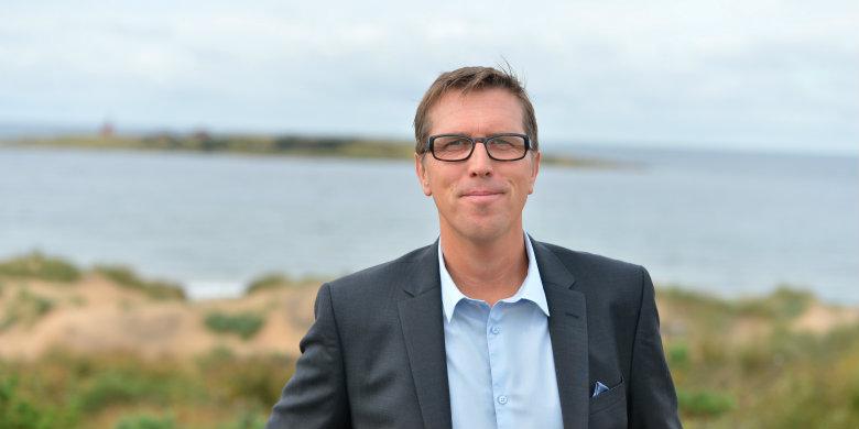 Vd Marcus Strömberg. Foto: Academedia/Flickr