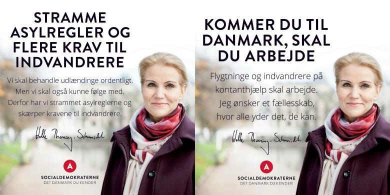 Bild: Danska Socialdemokraterna.