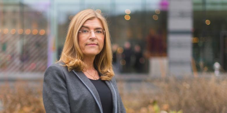 Therese Guovelin Bild: Christoffer Hjalmarsson