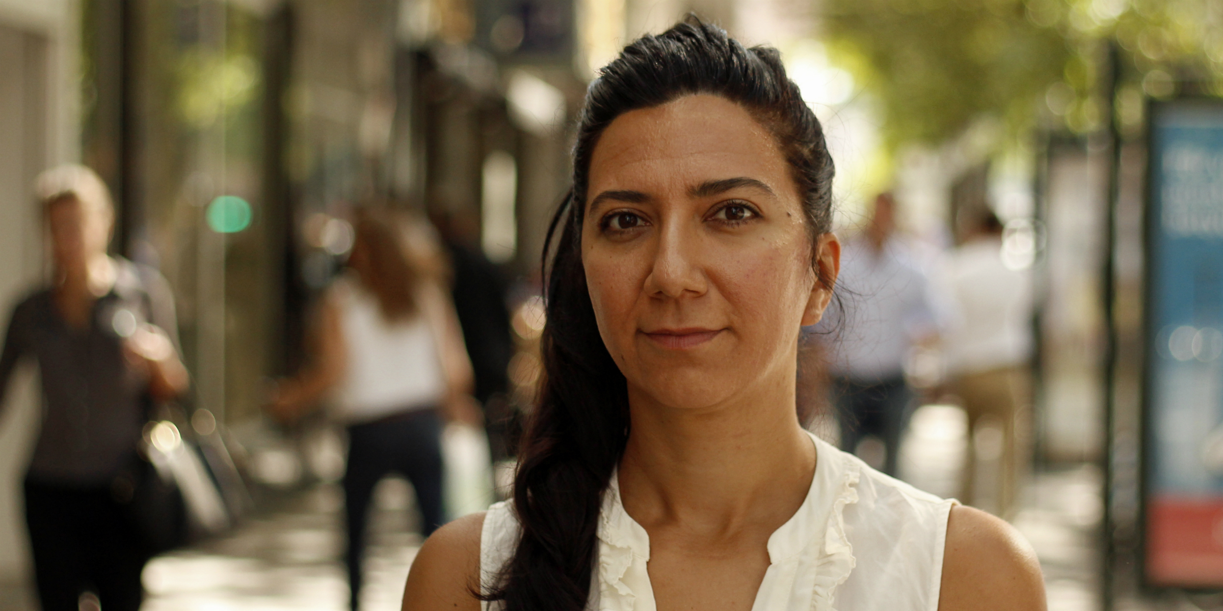 Helin Sahin. Foto: Palmecentret