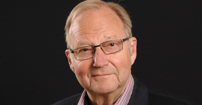Stig Nyman, HSO. Foto: Christin Philipson