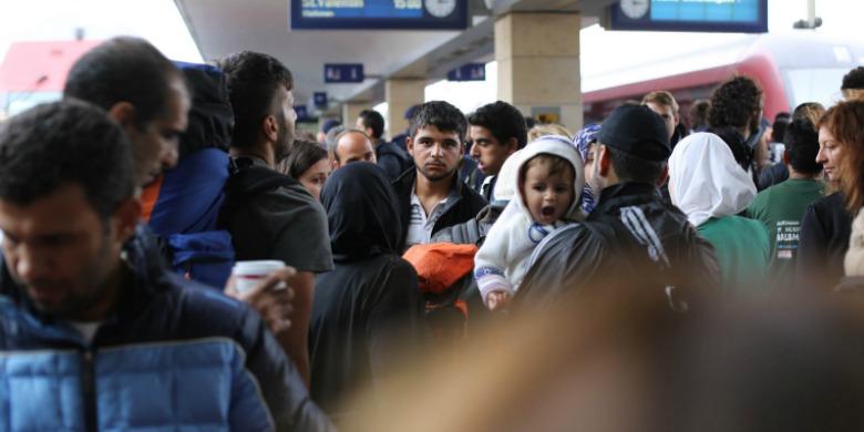 Harda asylregler leder till mer vald