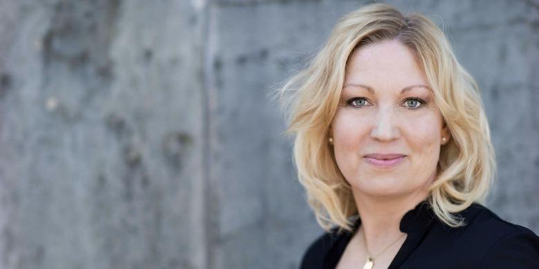 Johanna Jaara Astrand, ordförande i Lärarförbundet