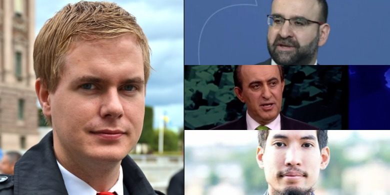 Fridolin kommenterar mp turbulensen