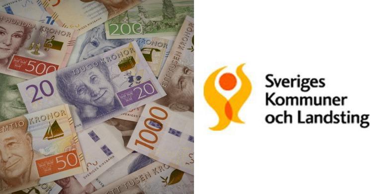 Bild: SKL/Sveriges Riksbank.