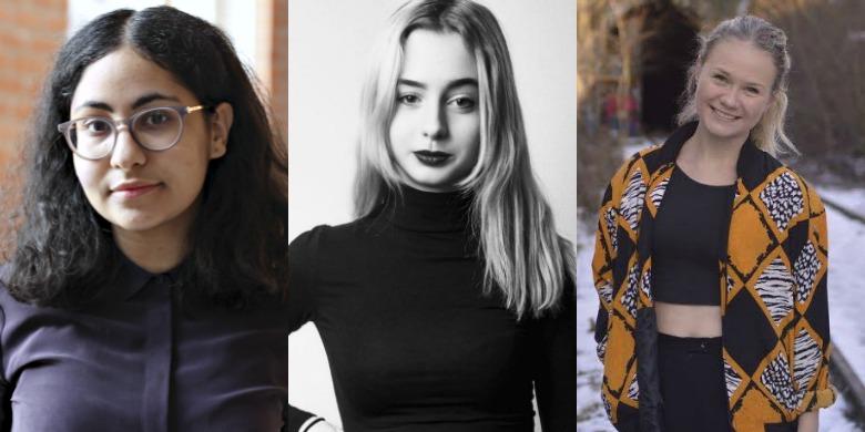 Nina Elmi, Alice Josephson, Hedda Berkesand.