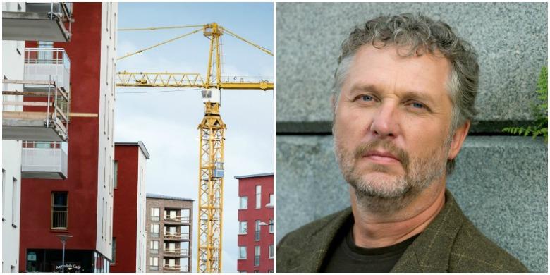 Peter Eriksson Bild: Fredrik Hjerling och Flickr/ Anders Löwdin.