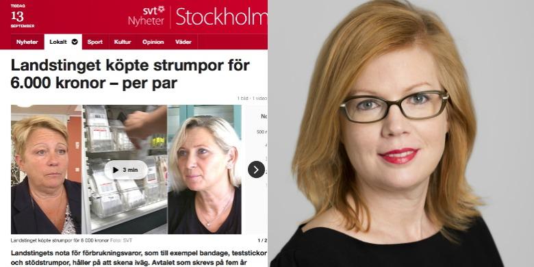 Bild: Skärmdump svt.se & Anna Molander