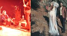 """1969. LSD-ambassadören Timothy Leary som myntade de legendariska raderna """"Turn on, tune in, drop out"""". 2016. Lykke Li släpper låten """"Wings of love"""" i nya supergruppen liv. Videon är starkt hippieinfluerad."""