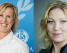 Bild: Lärarnas riksförbund och Lärarförbundet.