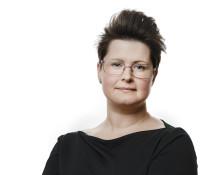 Ida Kåhlin, ordförande för Sveriges Arbetsterapeuter.