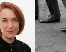 Anna Almqvist, LO-ekonom tv. Bild th. Chris Borrel flickr