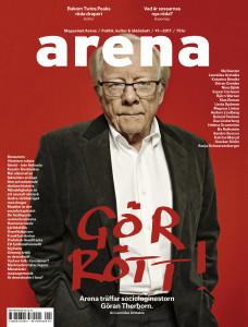 Prenumerera på Magasinet Arena