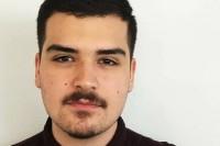 Daniel Vencu Velasquez Castro, ungt språkrör på Handelsanställdas förbund. Foto: Ellinor Borggren