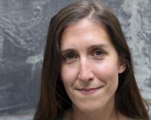 Agnes Hellström, ordförande Svenska Freds