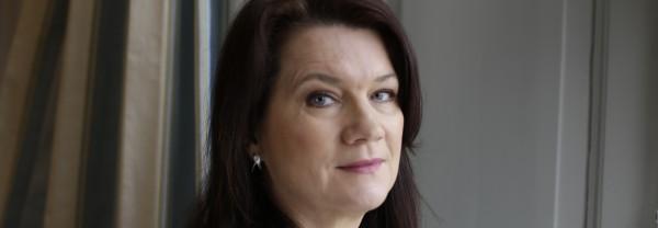 Ann Linde, EU och handelsminister Fotograf: Catarina Axelsson - regeringskansliet