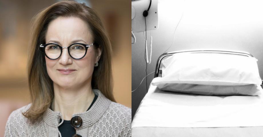 Bild: Ulrika Årehed Kågström/Cancerfonden och Flickr/ Steve Greer.