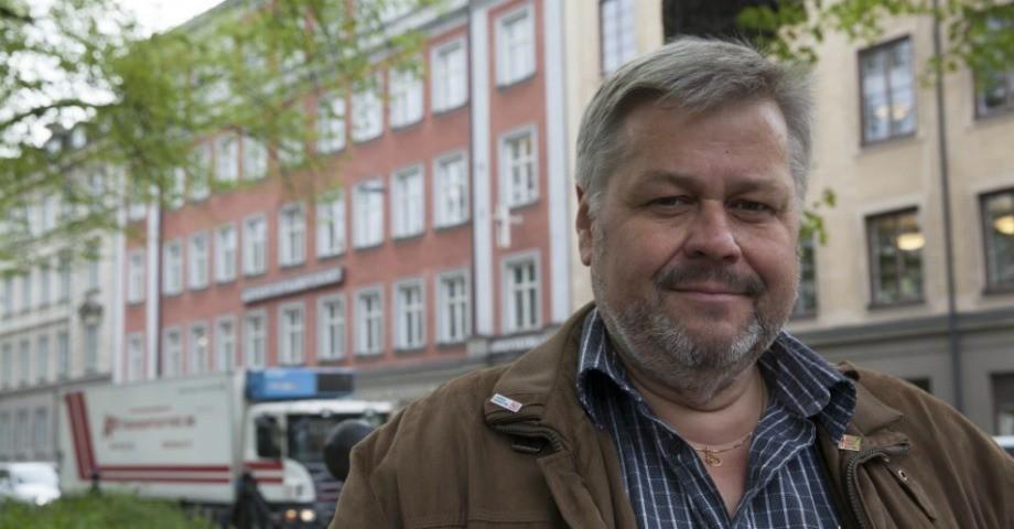 Lars Lindgren Foto: Transport press