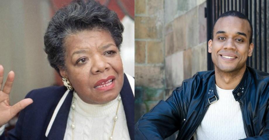 Maya Angelou, medborgarrättsaktivist (1928-2014) Erik Aroy