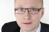 Svante Uhlin, pensions-och försäkringsexpert OFR