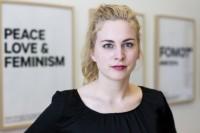 Clara Berglund Generalsekreterare Sveriges Kvinnolobby