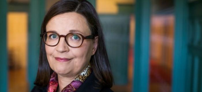 Anna Esktröm (S). Foto: Kristian Pohl/Regeringskansliet