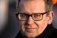 Trafikforskare Jörgen Lundälv, foto: Sören Håkanlind