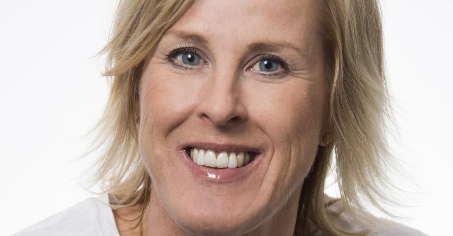 Åsa Fahlén, ordförande Lärarnas Riksförbund. Fotograf: Elisabeth Ohlson Wallin