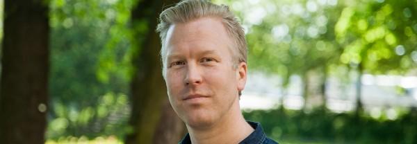Sebastian Wiklund, ledamot i stadsbyggnadsnämnden och gruppledare för Vänsterpartiet i Stockholms stad
