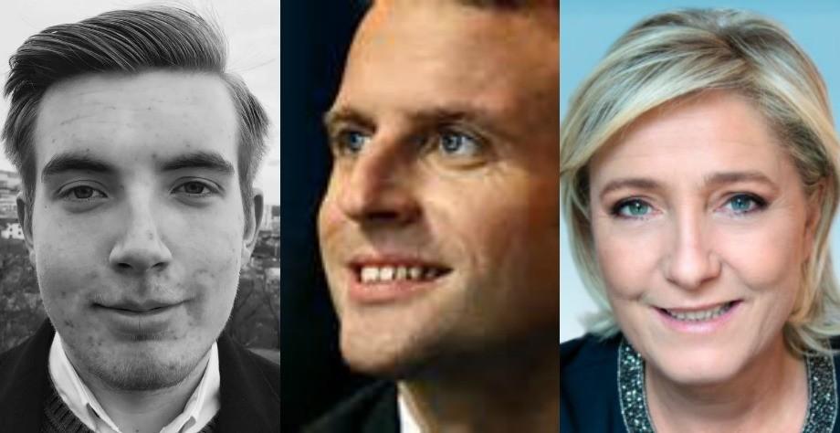 Jonathan Pasic, Emmanuel Fillon, Marine Le Pen