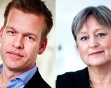 David Mothanderr IT &Telekomföretage Inga-Kari FryklundVårdföretagarna